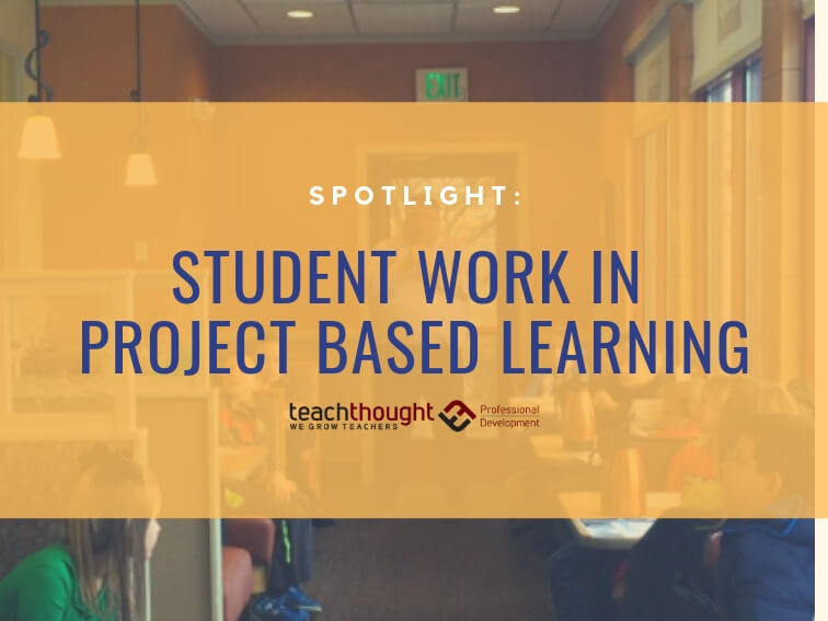 Spotlight: Elementary Students (i)Hop Into Project-Based Learning