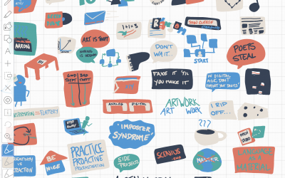 Making Thinking Visible, The Story Of A Sketchnoter