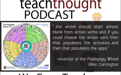 Ep. 28 Integrating #EdTech With The Padagogy Wheel