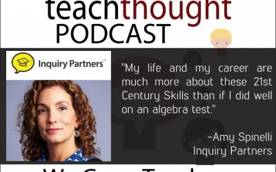 Ep. 29 Let's Increase The Use Of #Inquiry In Our Schools