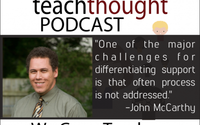 Ep. 40 Integrating Differentiation In Your Classroom
