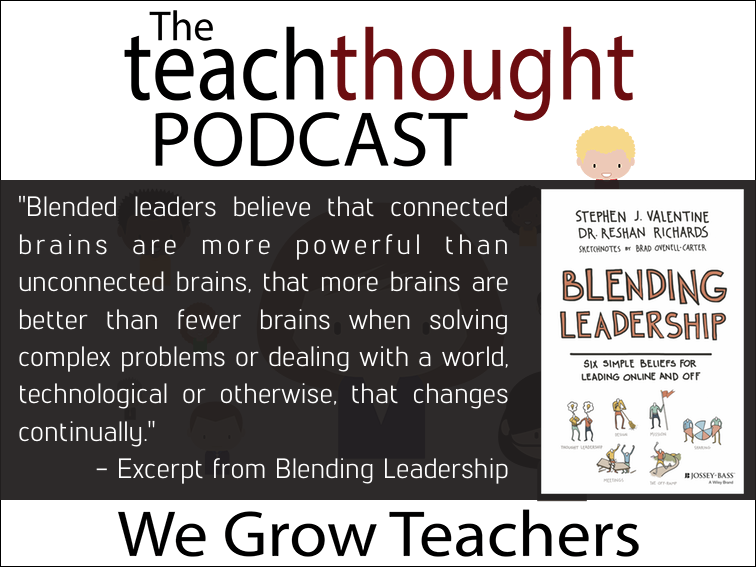 Ep. 63 Rethinking Leadership Through The Lens of Technology