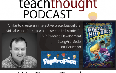 Ep. 52 Using #Edtech And Graphic Novels To Engage Reluctant Readers