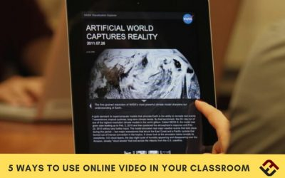 5 Ways To Use Online Video In Your Classroom
