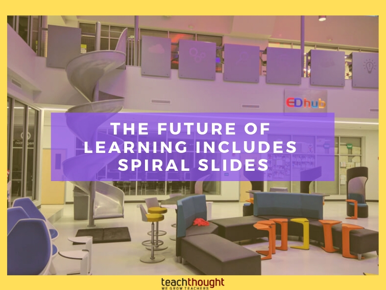 The Future Of Learning Includes Spiral Slides