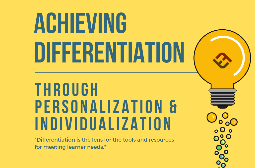 The Difference Between Personalized Learning And Individualized Learning