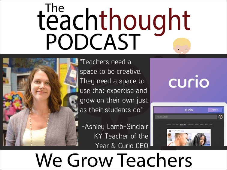 Ep. 66 Teaching Like A Rebel With KY Teacher Of The Year