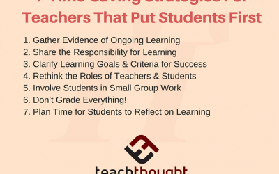 7 Time-Saving Strategies For Teachers That Put Students First