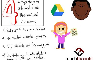 4 Steps Towards A More Personal Classroom