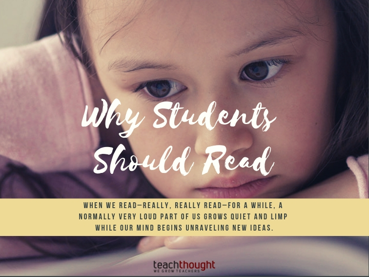 Why Students Should Read