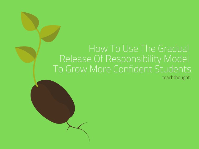 How To Use The Gradual Release Of Responsibility Model To Grow More Confident Students