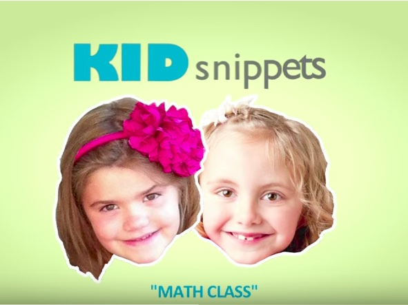 """Go Ahead And Laugh At Kid Snippets: """"Math Class"""" (Imagined by Kids)"""