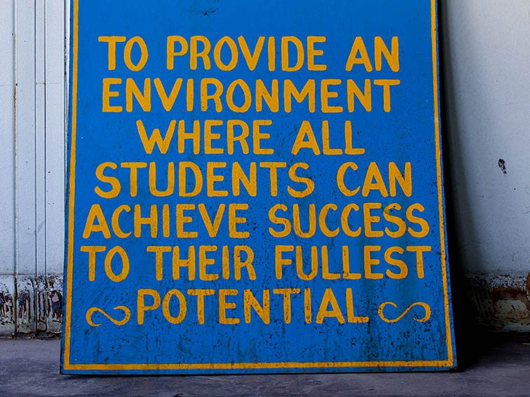 The Problem With Most School Mission Statements