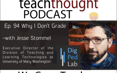 Ep. 94 Why I Don't Grade
