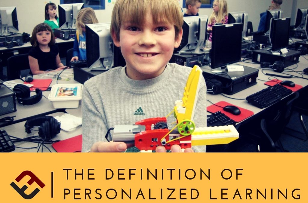 The Definition Of Personalized Learning