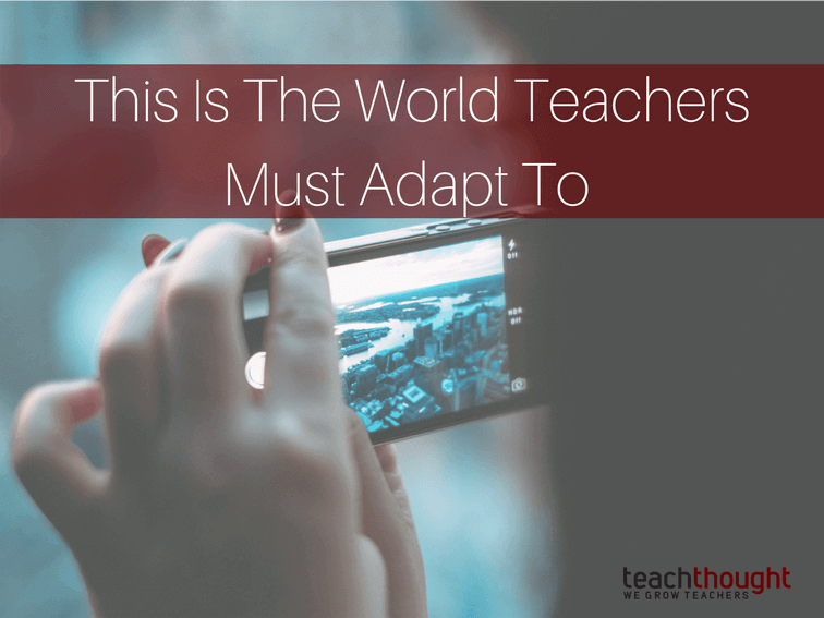 10 Ways Teaching Has Changed In The Last 10 Years