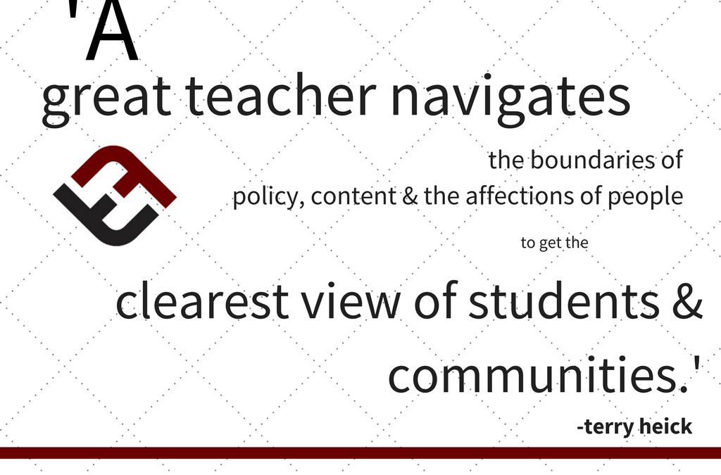 Are Schools Prepared For Great Teachers?