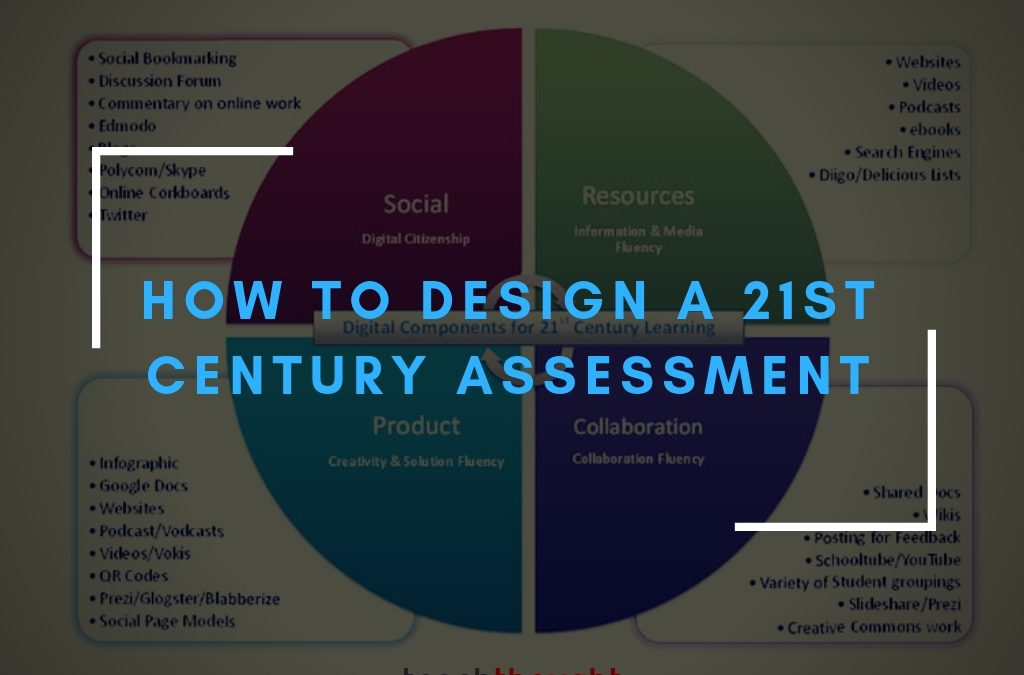 How To Design A 21st Century Assessment