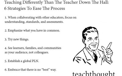 How To Get Along With Teachers That Think Differently Than You
