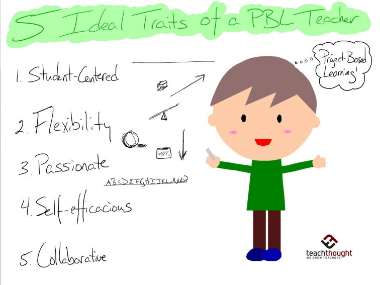 5 Ideal Traits Of A Project-Based Learning Teacher