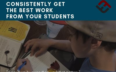 20 Strategies For Getting The Best Work From Your Students