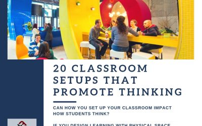 20 Classroom Setups That Promote Thinking