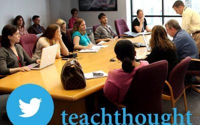 What Happens When Teachers Connect
