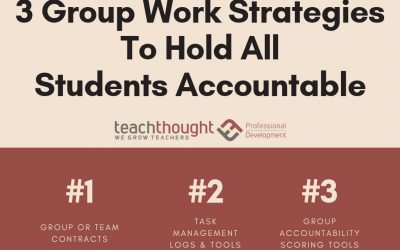 3 Group Work Strategies That Help Hold All Students Accountable