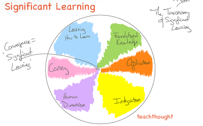 What Is The Taxonomy Of Significant Learning?