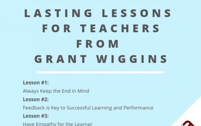 3 Lasting Lessons For Teachers From Grant Wiggins