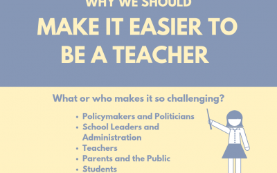 Why We Should Make It Easier–Not Harder–To Be A Teacher