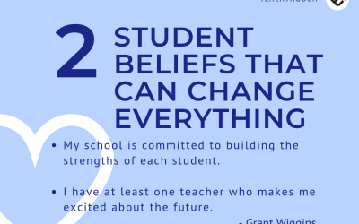 2 Student Beliefs That Can Change Everything