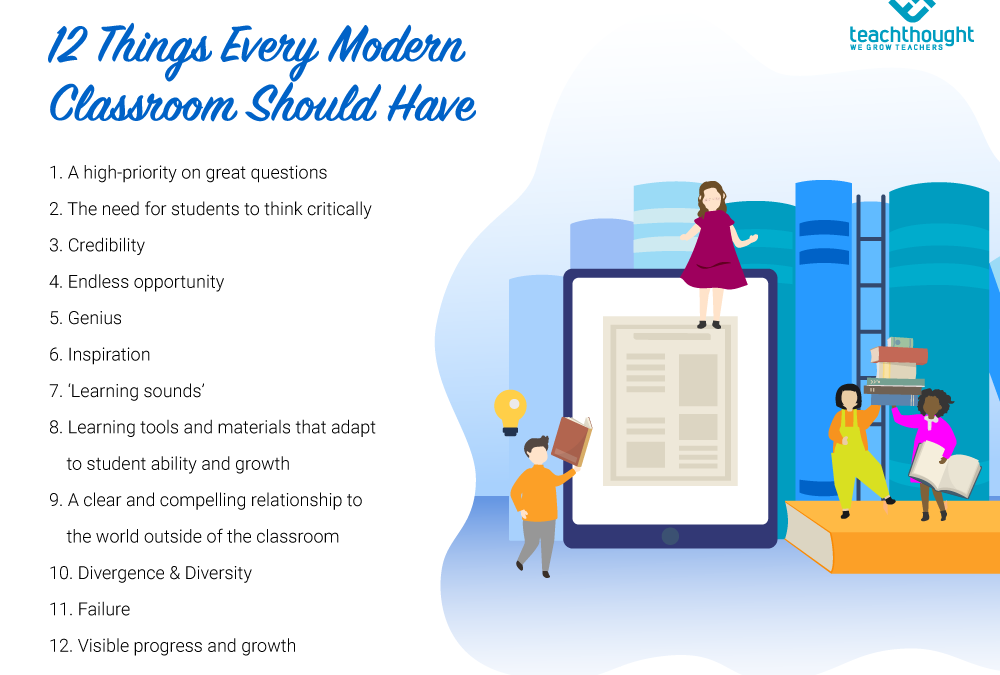 12 Things Every Modern Classroom Should Have