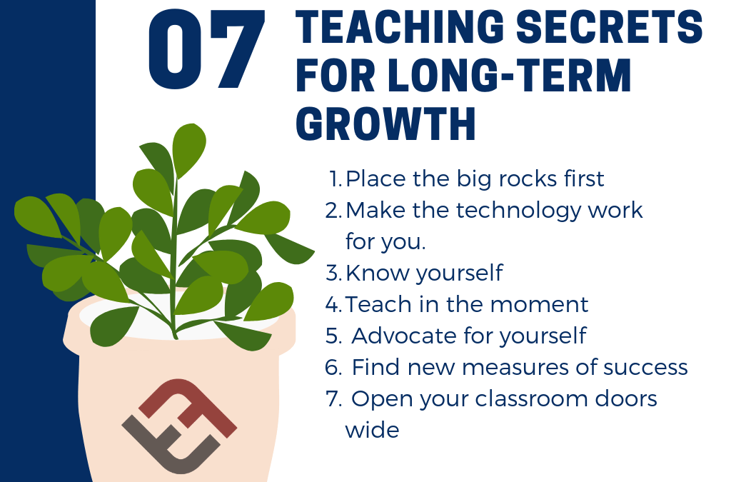 7 Teaching Secrets For Long-Term Growth
