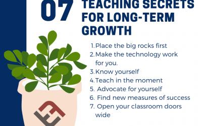 7 Teaching Secrets For Long-Term Growth