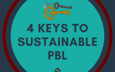 4 Keys To Sustainable School-Wide PBL