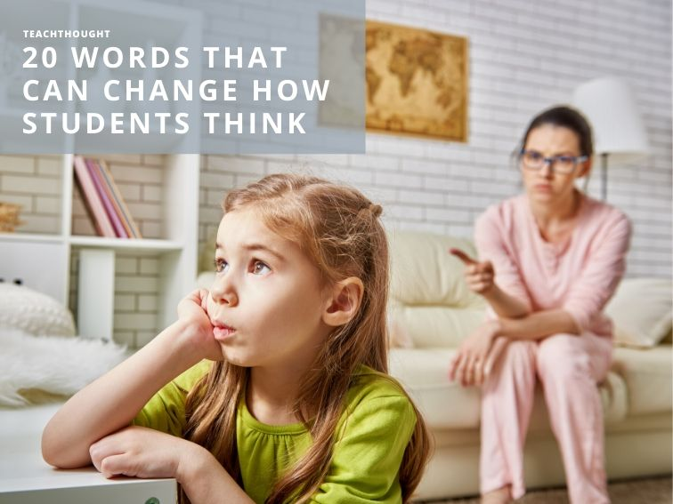 Tone In Teaching: 20 Words That Can Change How Students Think