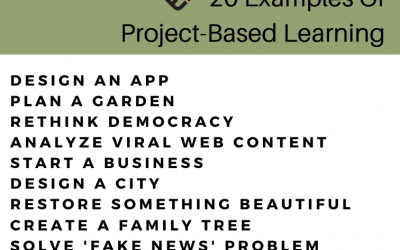 20 Examples Of Project-Based Learning