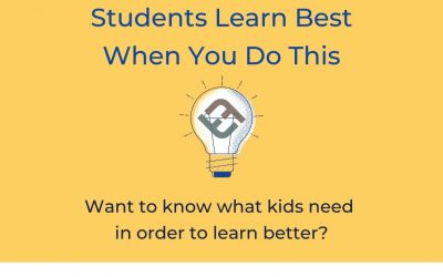 Students Learn Best When You Do This