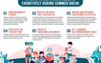 6 Ways To Motivate Students Cognitively During Summer Break