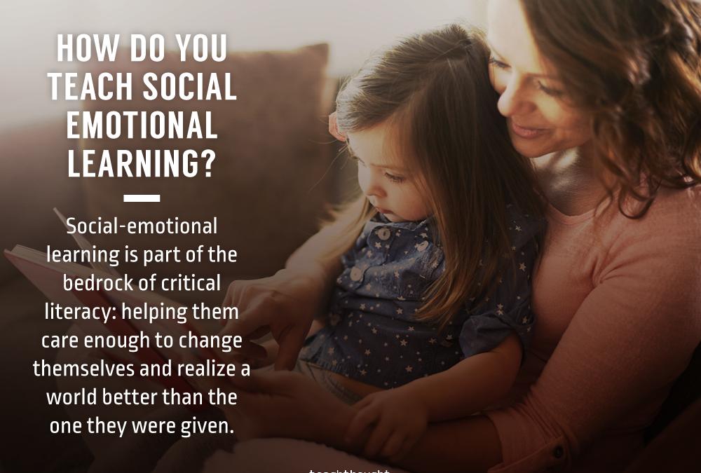 How Do You Teach Social-Emotional Learning?